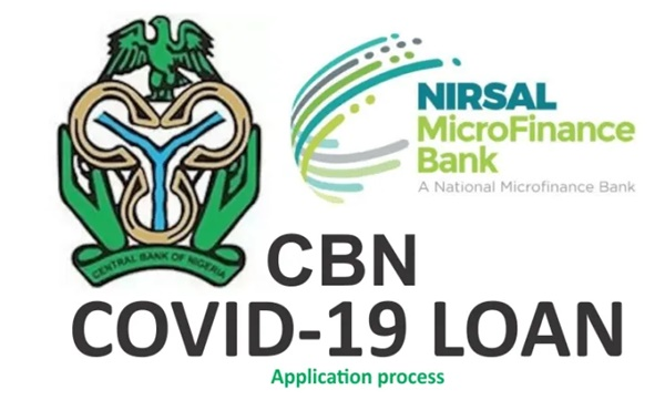 CBN COVID-19 Loan for Household