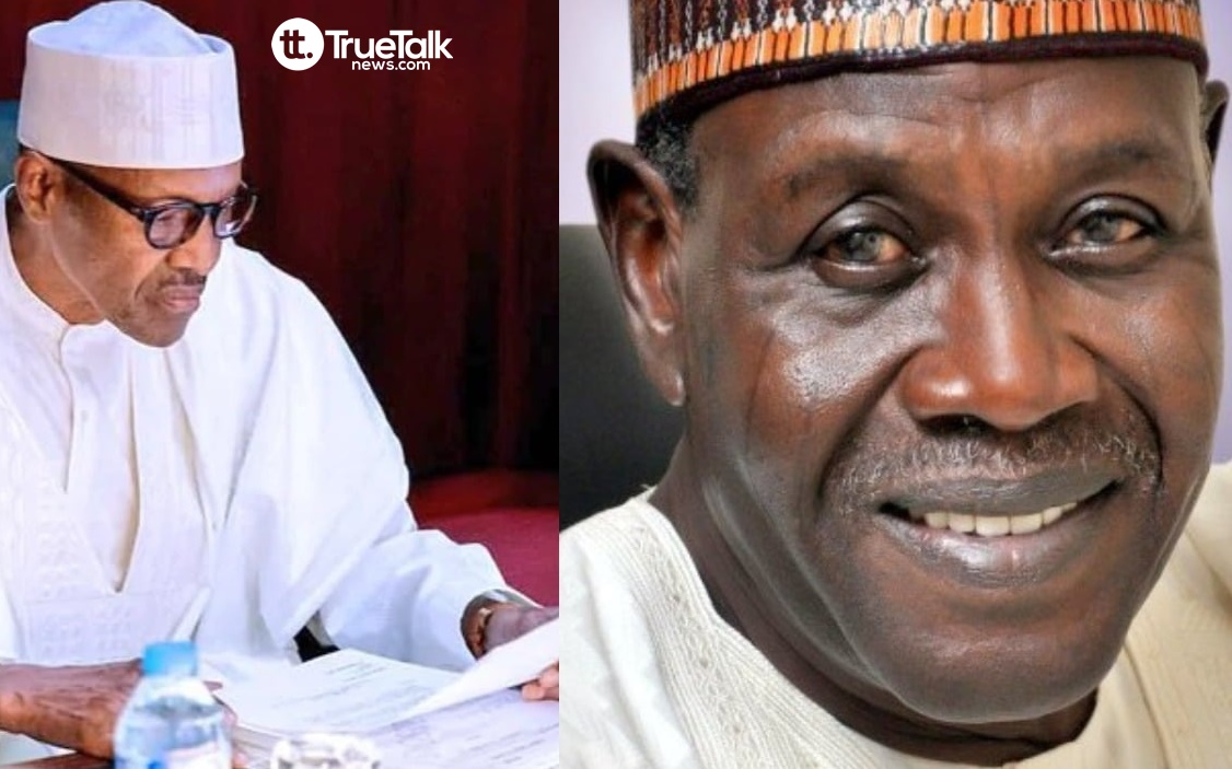 President Buhari appoints Babagana Kingibe as new Chief of Staff