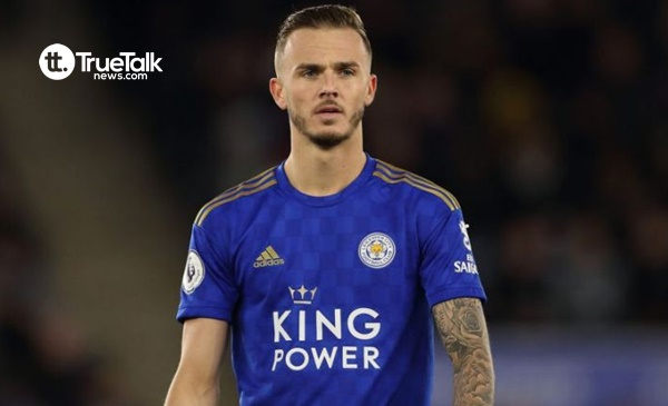 Maddison 'very happy' at Leicester City