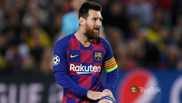 Inter to sign Messi