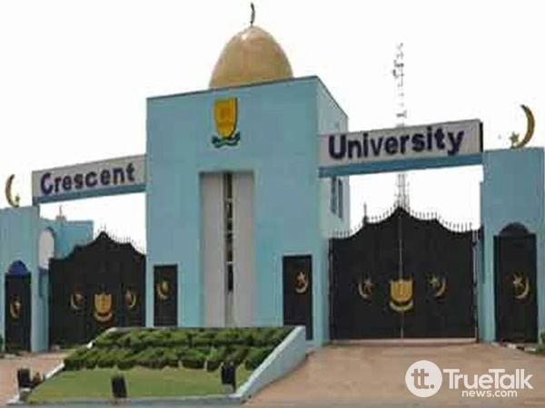 Crescent University Post Graduate Programmes 2020