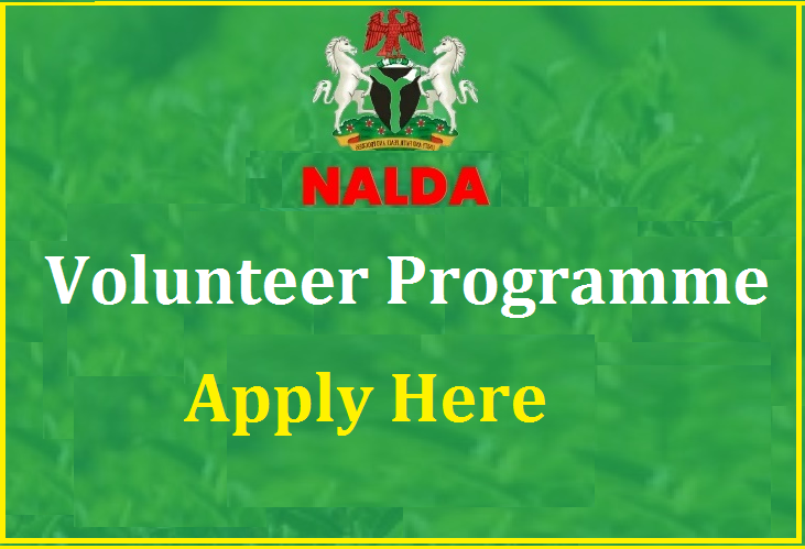 NALDA Volunteer programme