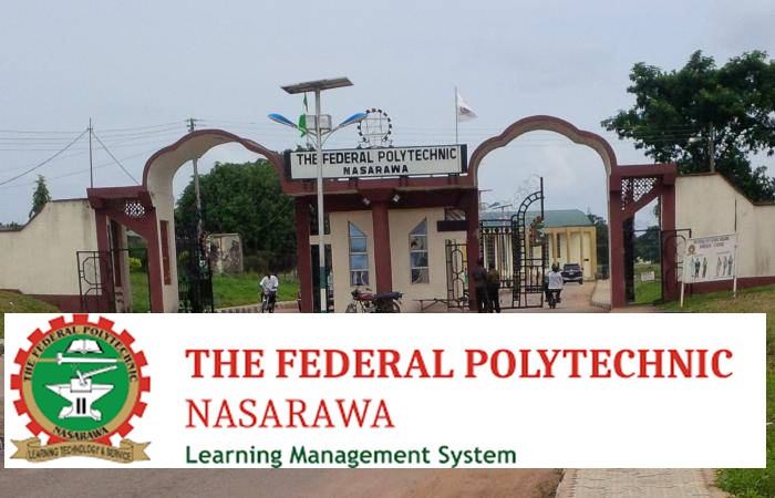 Fed Poly Nasarawa Admission Form 2020