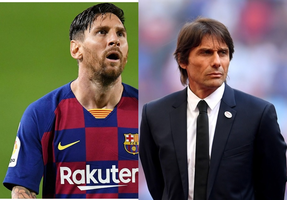 Messi to Inter