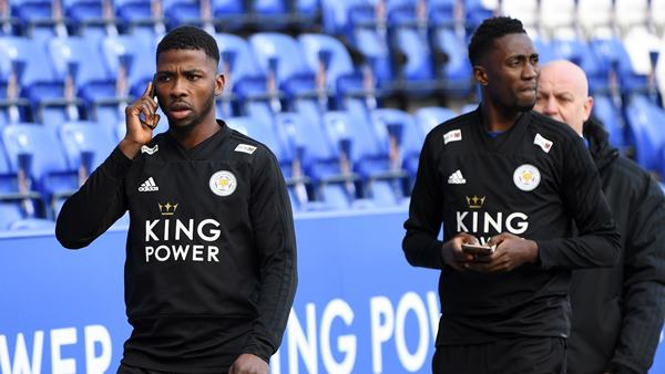 Ndidi and Iheanacho