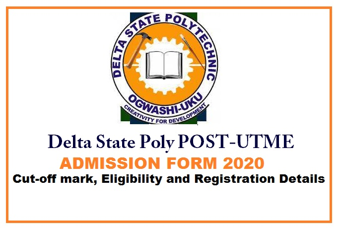 Delta State Poly Form 2020