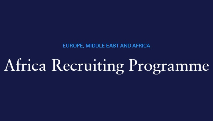Africa Recruitment Programme