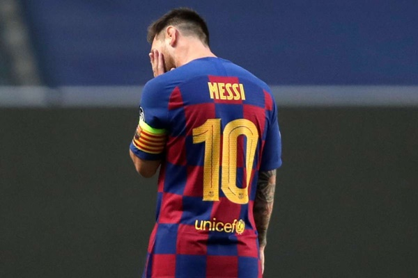 Messi to stay in Barcelona