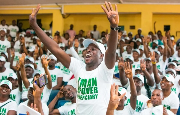 Npower Beneficiaries