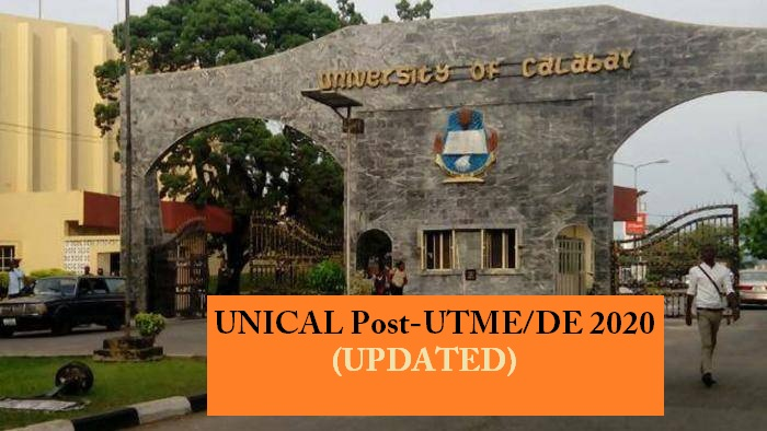 UNICAL Post-UTME Clossing Date