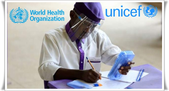UNICEF and WHO