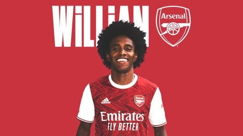 Willian reveals Why he Joined Arsenal