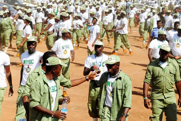 Resumption of NYSC Camps