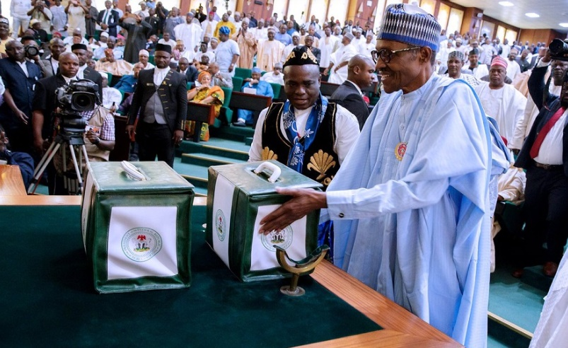 2020 Budget Speech by President Buhari