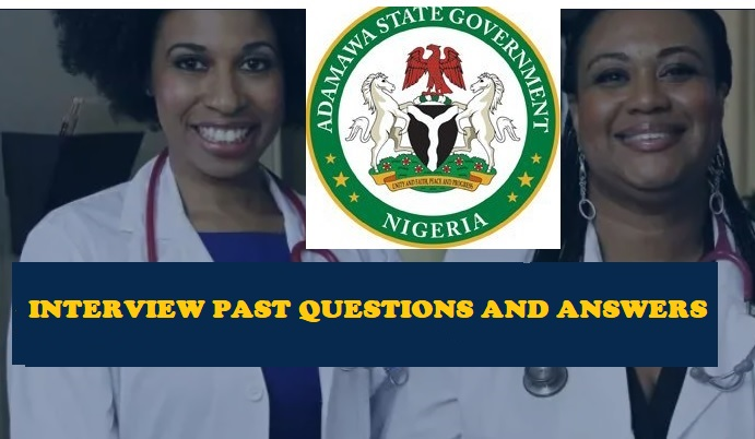Adamawa state college of nursing Past Questions and Answers