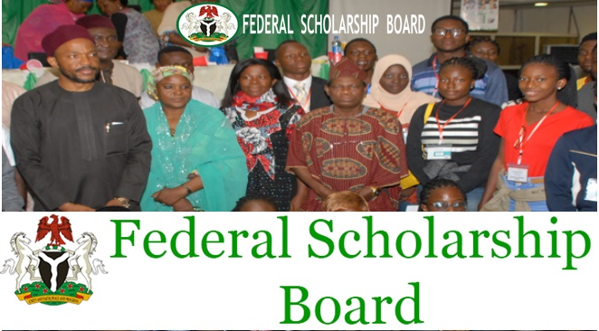 Federal Government Scholarship 2021