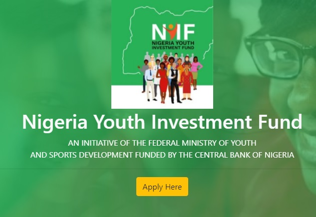 Nigeria Youth Investment Fund 2020