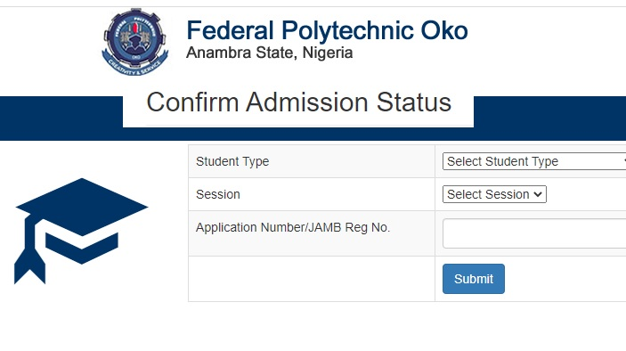 OKOPOLY HND Admission list for 2020