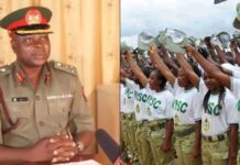 nysc date of graduation correction
