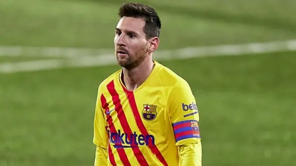 Messi for Supercopa final