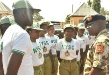 nysc corps members repeat service