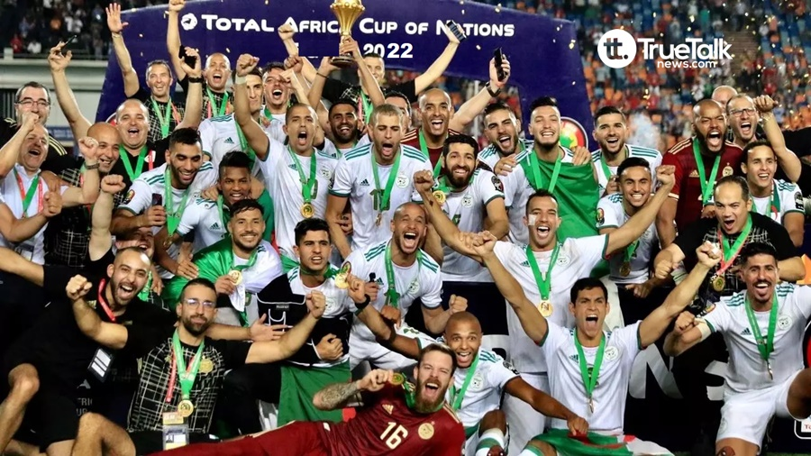 Countries qualified for Africa Cup of Nations