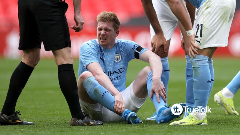 Champions League final: Man City get major injury boost ahead of Chelsea clash