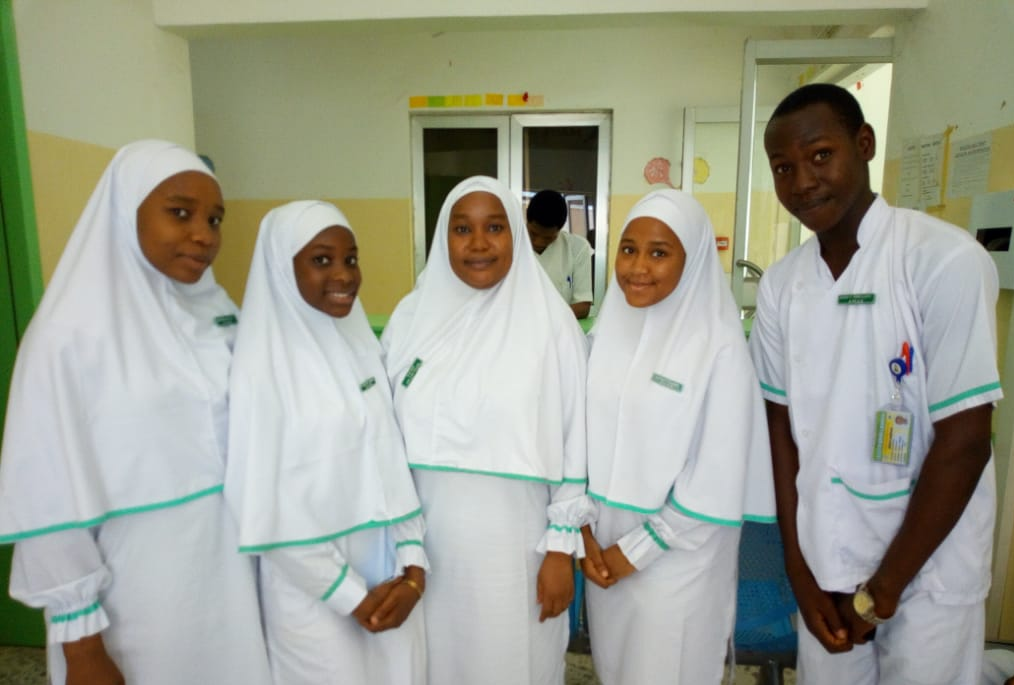Aliko Dangote College of Nursing Past Questions And Answers
