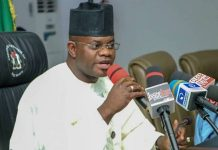 2023 Presidency Zoning not constitutionally recognised - Yahaya Bello