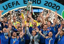 how much Italy got from winning Euro 2020