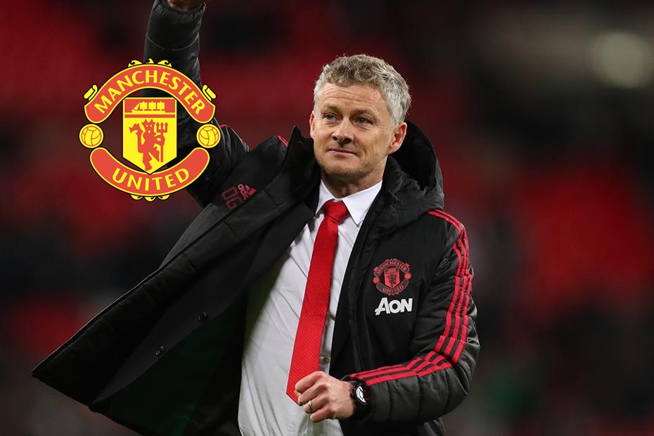 Ole new contract with Manchester United