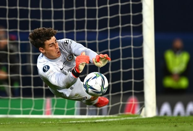 why tuchel substitute Kepa for penalty shootout