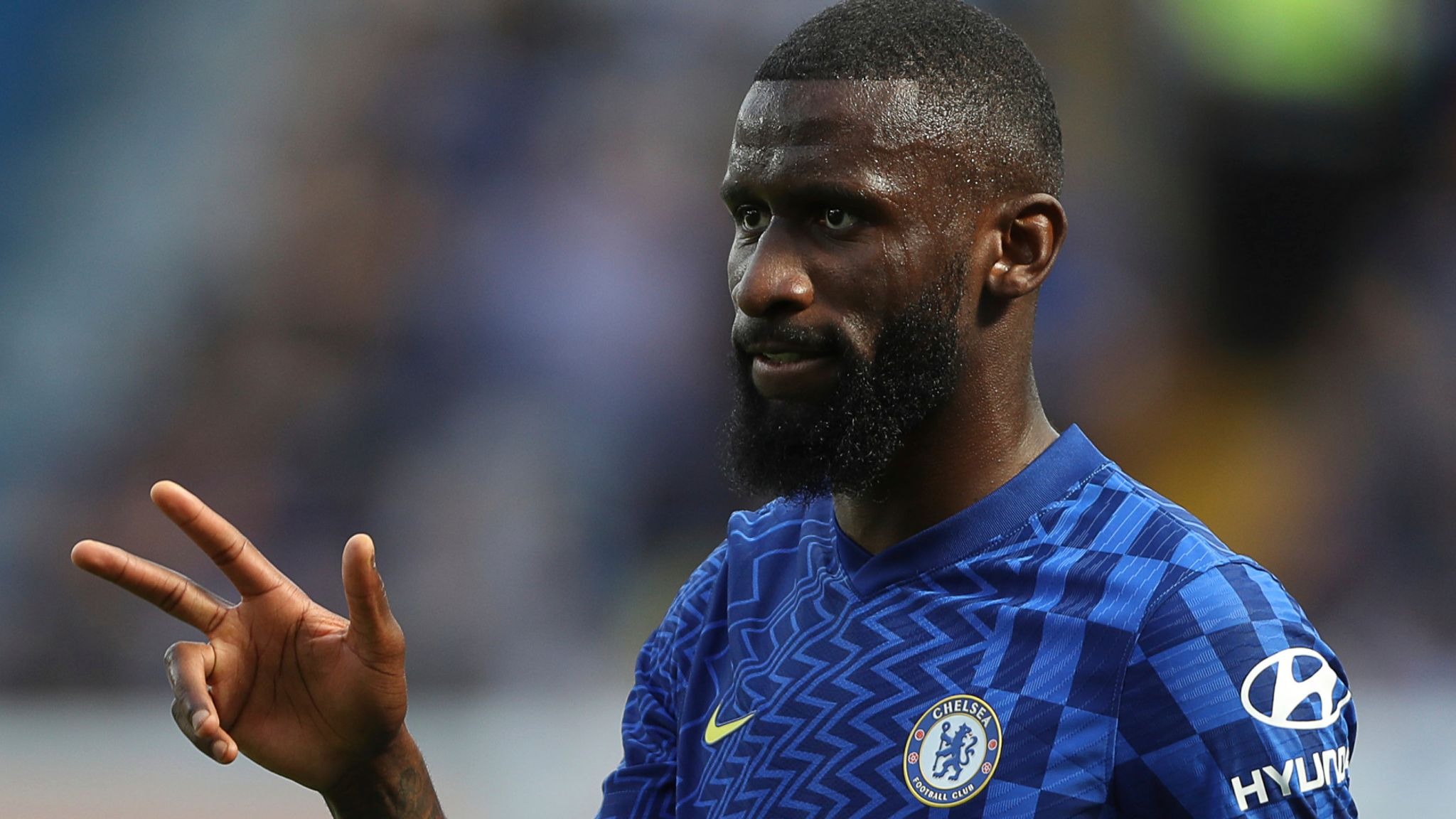Bayern Munich open talks to sign Rudiger from Chelsea