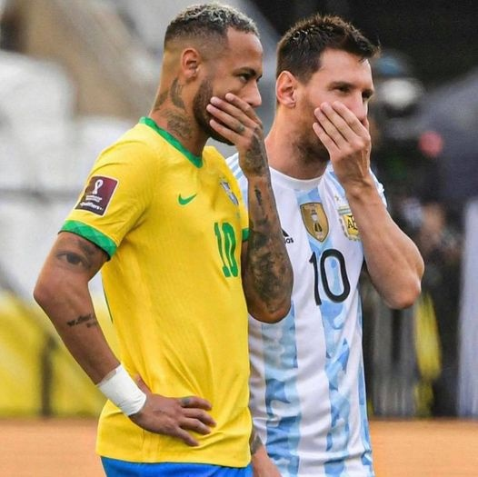 Brazil vs Argentina has been suspended by Conmebol