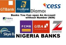 bank account without nin number