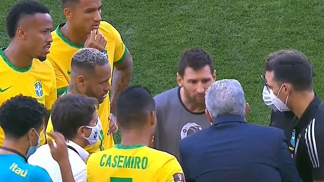 what messi told conmebol
