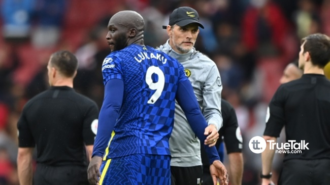 Lukaku Names three players he wants to play with in Tottenham Clash