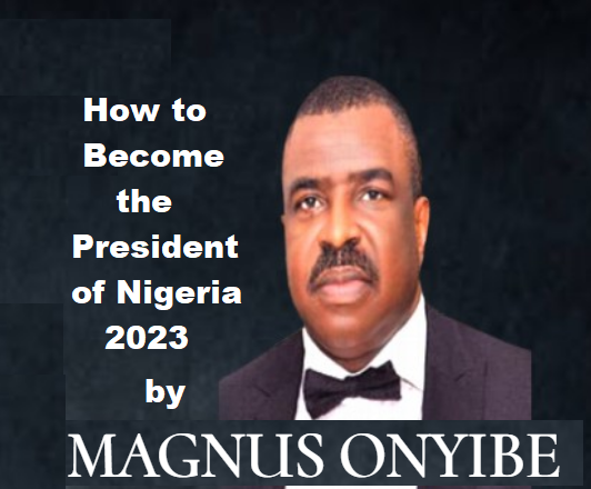 How to Become the President of Nigeria 2023 by Magnus