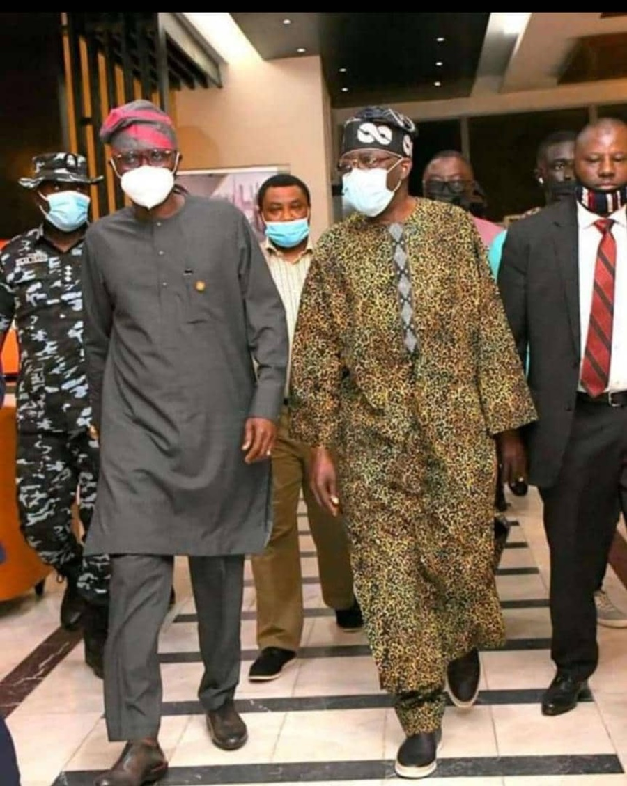 Bola Tinubu Reveals the Type Of Surgery He Underwent in London